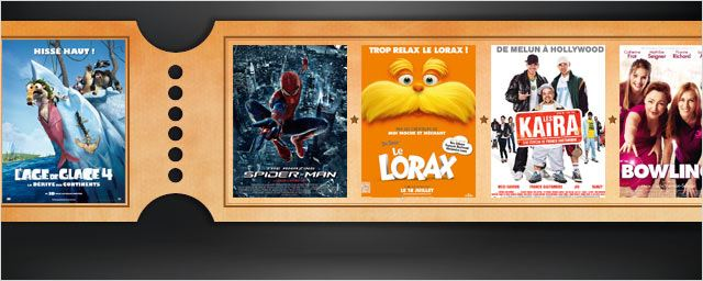 "Box-office : ""L'Âge de glace"" refroidit (encore) ""Spider-Man"" !"