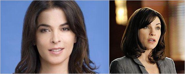 "Deux maîtresses des ""Soprano"" dans ""The Good Wife"""