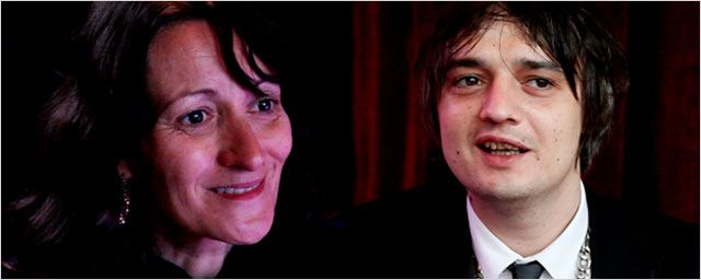 """Confession d'un enfant du siècle"" : Peter Doherty et Sylvie Verheyde au micro ! [VIDEO]"
