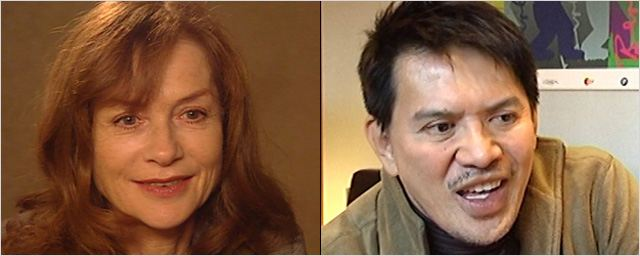 """Captive"" : Isabelle Huppert et Brillante Mendoza au micro [VIDEO]"