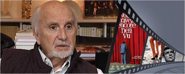 Le producteur Jean-Louis Livi revient sur sa carrière... [VIDEO]