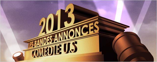 """Bandes-annonces 2013 : la sélection """"Comédies US"""""""