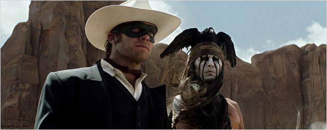 """The Lone Ranger"" : la bande-annonce ! [VIDEO]"