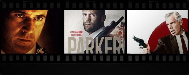 Statham, Gibson, Marvin : les visages de Parker
