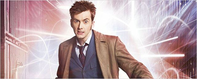 David Tennant au Festival de Monte-Carlo !