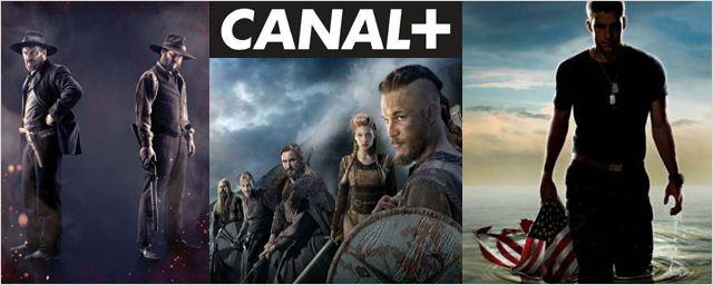 Le plein de séries cet été sur Canal+