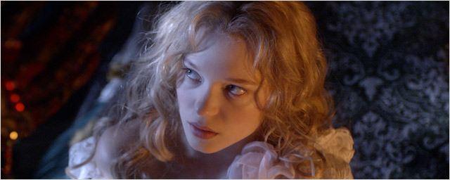 """Léa Seydoux dans """"La Belle et La Bête"""" : photo !"""
