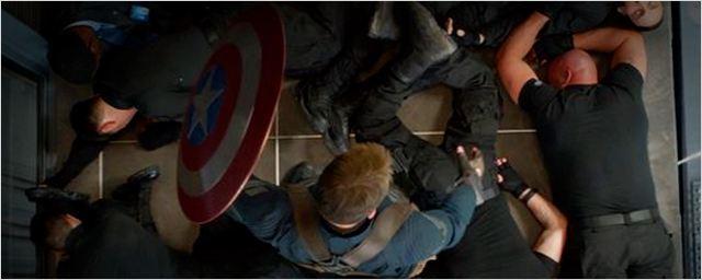 """""""Captain America 2"""" : des photos avant la bande-annonce !"""