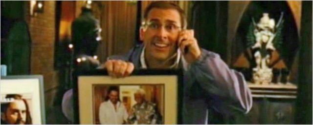 Steve Carell confond Mandela et Morgan Freeman !