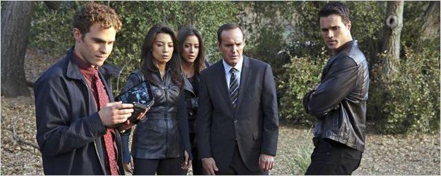 """Les """"Agents of S.H.I.E.L.D."""" accueillent un guest super-héroïque !"""