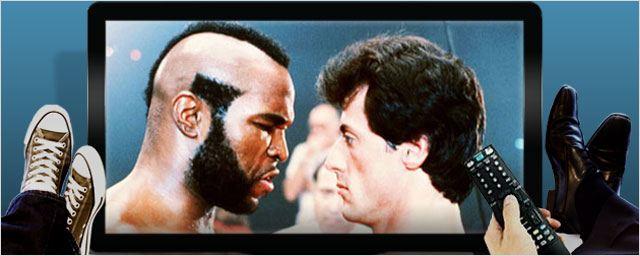 """Ce soir à la télé : on mate """"Rocky III"""", on zappe """"Real Steel"""""""