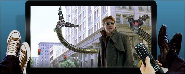 """Ce soir à la télé : on mate """"Spider-Man 2"""", on zappe """"Le Fils du Mask"""""""