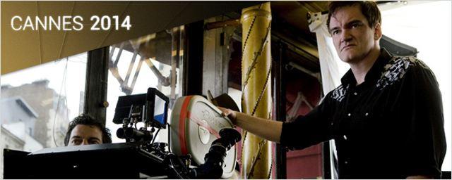 """Cannes 2014 - Quentin Tarantino : """"La Palme d'Or est mon prix le plus important"""""""