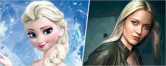 La Reine des Neiges de Once Upon A Time sera jouée par...