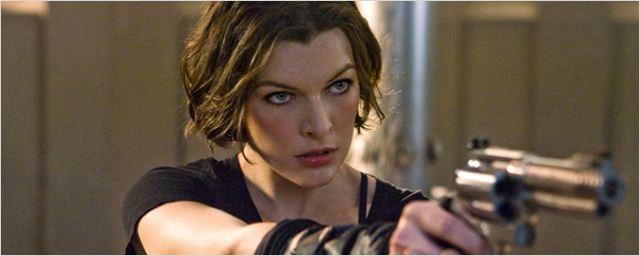 Resident Evil reporté : Milla Jovovich est enceinte