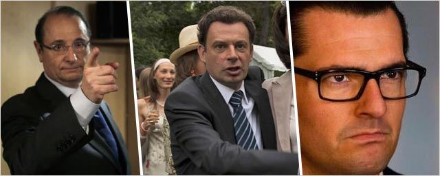 Hollande, Sarkozy, Chirac : la Ve République à l'écran