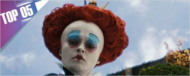 Helena Bonham Carter et ses looks [TOP 5]