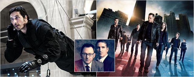 Chicago Police Department, No Limit et Person of Interest en force en janvier sur TF1