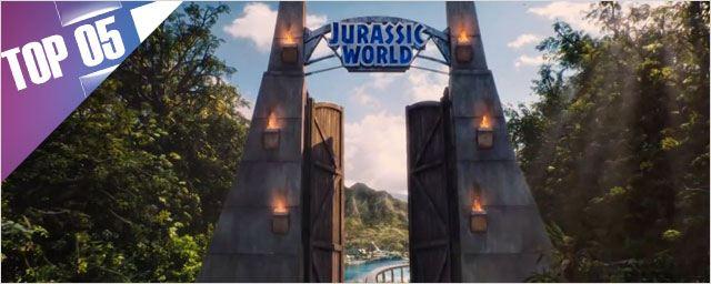 Ces films ont inspiré des attractions... [TOP 5]