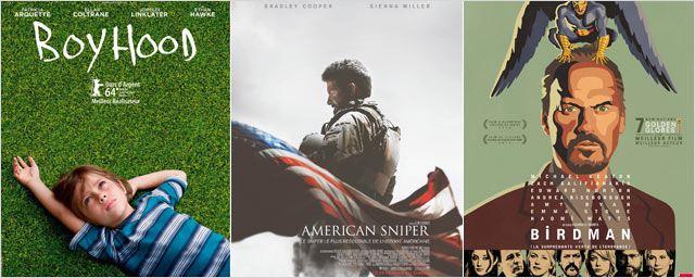 DGA 2015 : Linklater, Eastwood et Iñárritu nommés