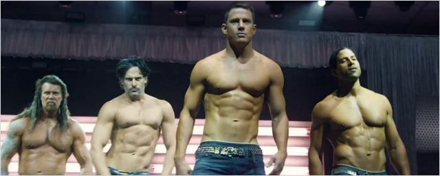 Magic Mike XXL : Channing Tatum enflamme la bande-annonce