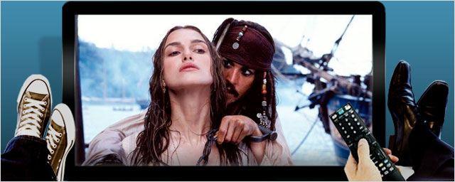"""Ce soir à la télé : on mate """"Pirates des Caraïbes"""" et """"Mea Culpa"""""""