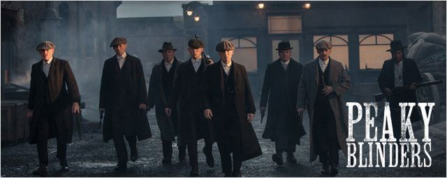 Le redoutable gang des Peaky Blinders ouvre l'offensive sur Arte