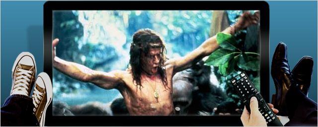 """Ce soir à la télé : on mate """"Deux frères"""" et """"Greystoke, la légende de Tarzan"""""""