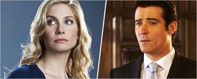 Crossing Lines : Goran Visnjic et Elizabeth Mitchell dans la saison 3