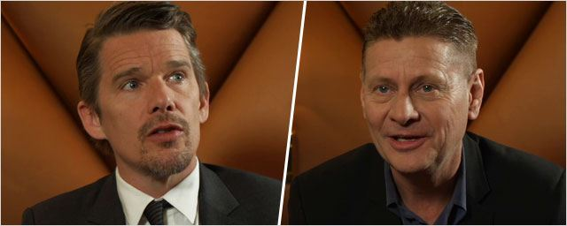 The Cross : Ethan Hawke et Andrew Niccol évoquent leur nouveau projet