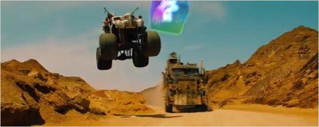 Quand Mad Max rencontre Mario Kart