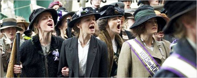 Bande-annonce Suffragette : Meryl Streep et Carey Mulligan militent pour le droit de vote des femmes
