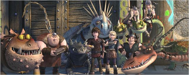 how to train your dragon streaming vf