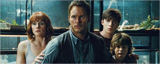 Box office : Les Minions et Jurassic World dans le club des milliardaires