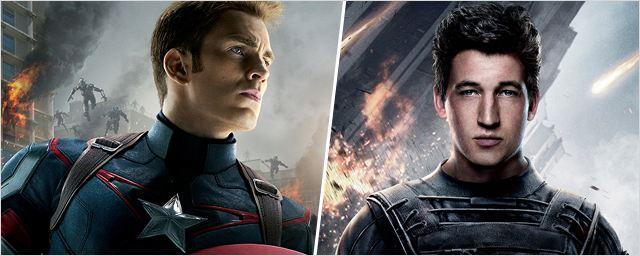 Captain America et Mr. Fantastic chez le réalisateur de Spider-Man