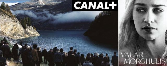 En 2015/2016 sur Canal+ : Game of Thrones, Les Revenants, Panthers...