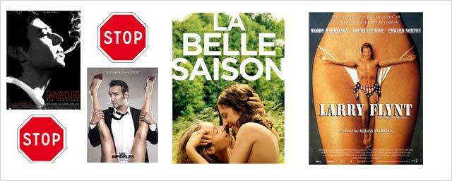 Sexe, religion... Ces affiches chocs de films qui ont été censurées !