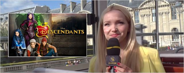 Descendants : on a rencontré Dove Cameron, la fille de Maléfique !