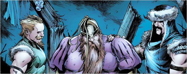 Thor 3 : les alliés du héros de retour pour le Ragnarok ?