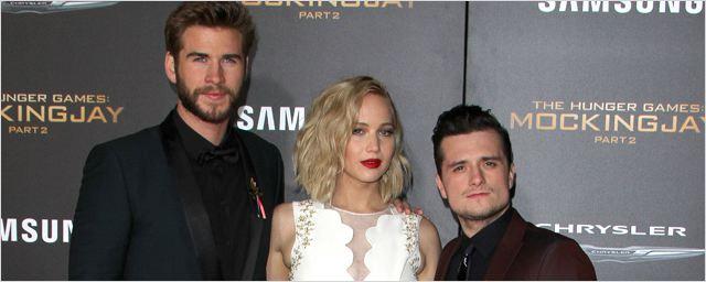 Attentats de Paris : l'équipe d'Hunger Games affiche son soutien à l'avant-première américaine