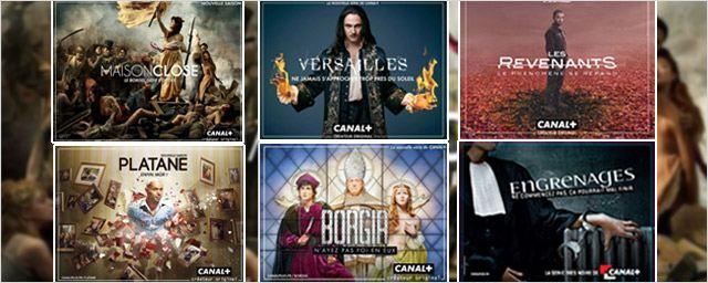 Résultats : Et votre campagne publicitaire préférée pour une série de Canal + est...