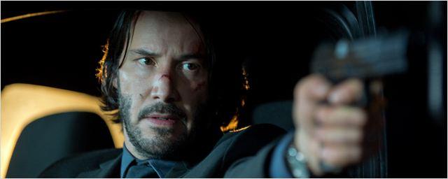 John Wick : Keanu Reeves en action sur le tournage du 2