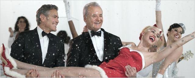 A Very Murray Christmas : George Clooney pousse la chansonnette !