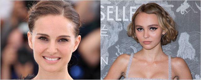 Planétarium : 1ère photo de Natalie Portman et Lily-Rose Depp chez Rebecca Zlotowski