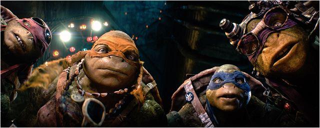 Mark Hamill : de Star Wars... aux Tortues Ninja !