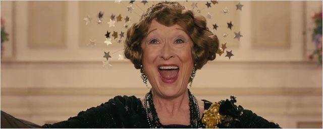 Bande-annonce : Meryl Streep méconnaissable dans le biopic de Florence Foster Jenkins