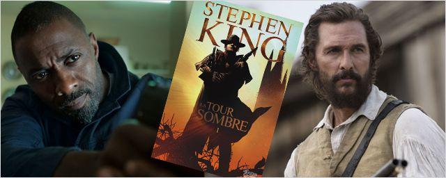 La Tour sombre : Stephen King confirme Idris Elba et Matthew McConaughey au casting