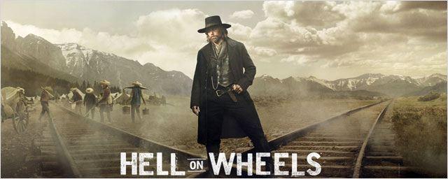 Hell on Wheels : le début de la fin avec la saison 5