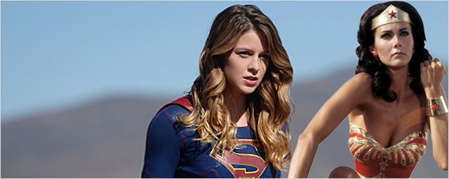 Supergirl accueillera-t-elle l'ancienne Wonder Woman ?