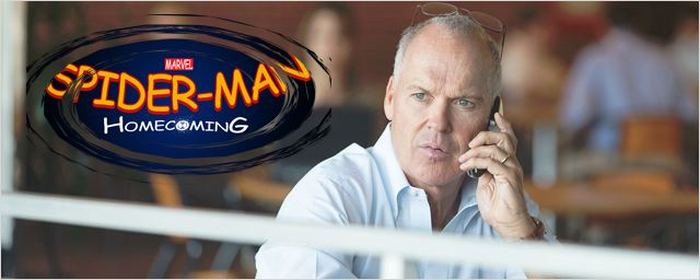 Spider-Man : Michael Keaton pourrait finalement être le méchant d'Homecoming